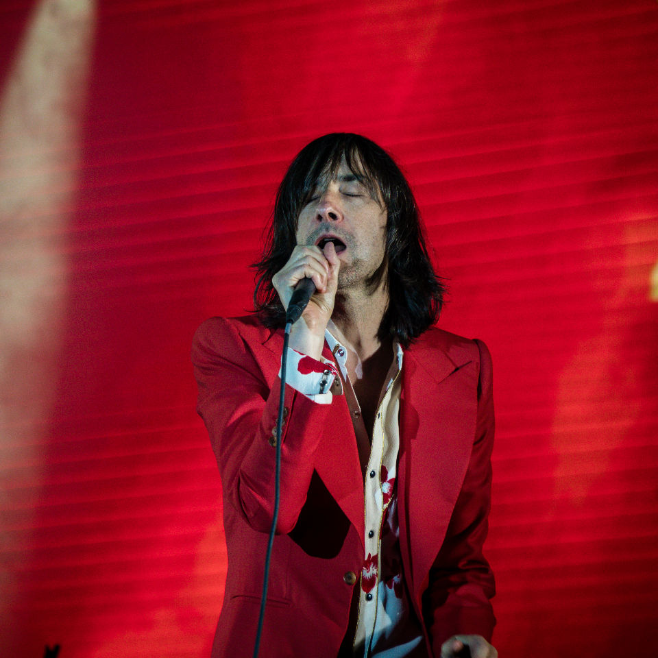 Win a Side of Stage Experience for Primal Scream