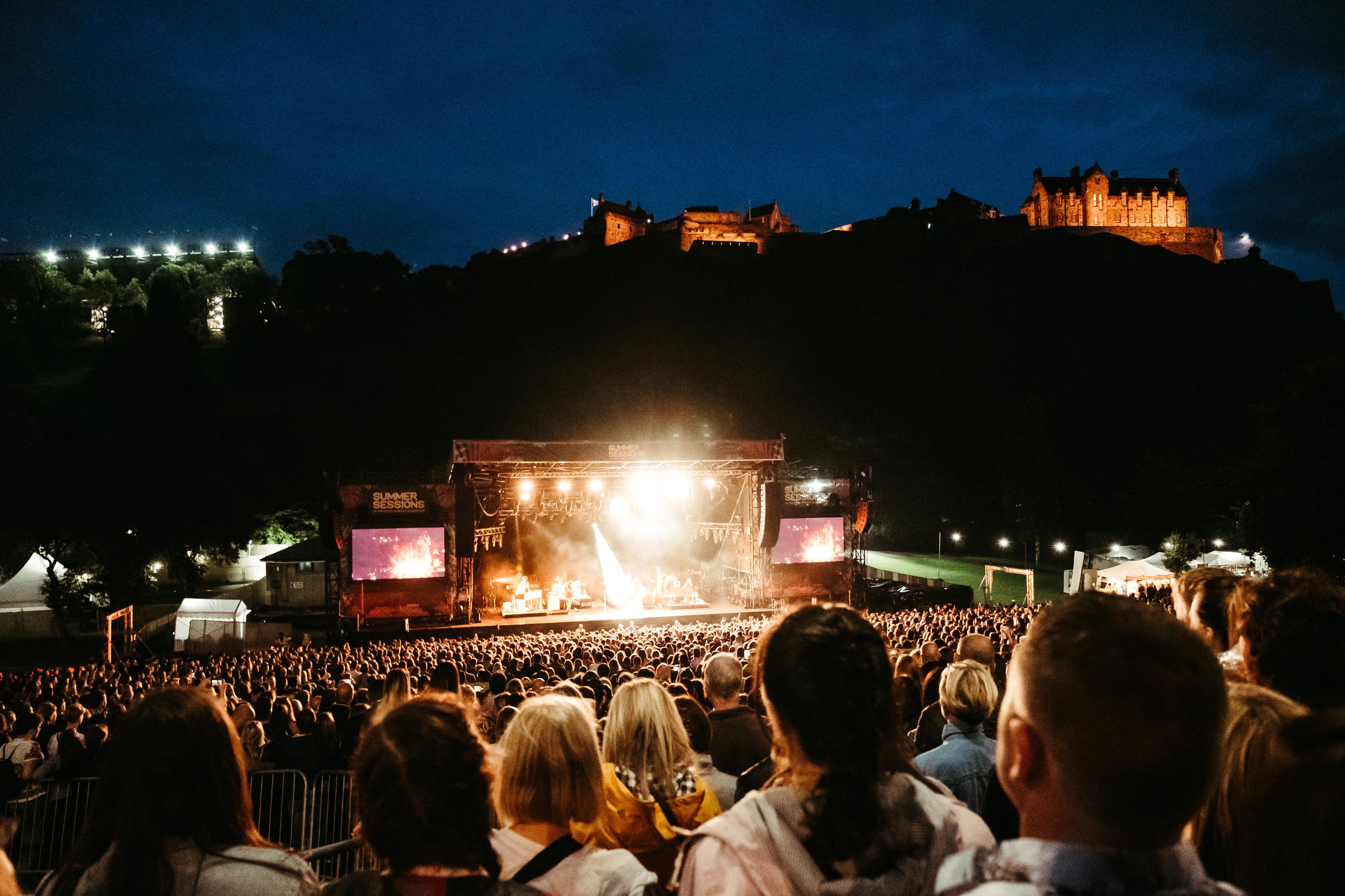 Edinburgh Summer Sessions rescheduled to 2022